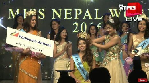 winner of miss nepal 2016 ashmi shreatha
