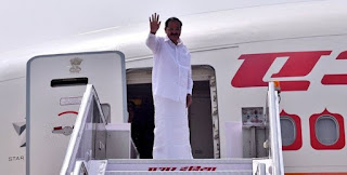 Vice President Naidu embarks on three nation Africa visit