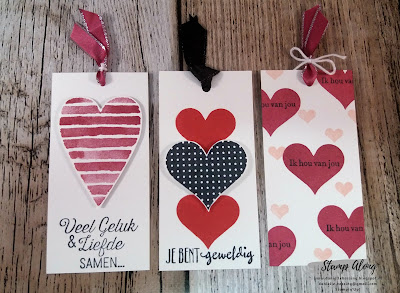 Stampin'Up! Heart happiness