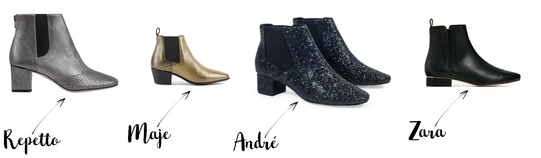 sélection bottines boots 2016 style tout budget