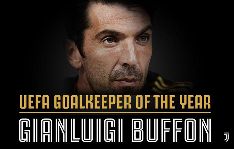Gianluigi Buffon dobitnik nagrade UEFA