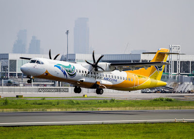 cebu pacific virac flights
