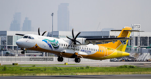 Cebu Pacific Expands Routes in the Visayas & Bicol         ~          Philippine Flight Network