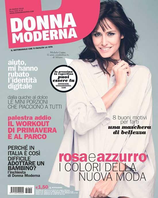 Donna Moderna numero 14
