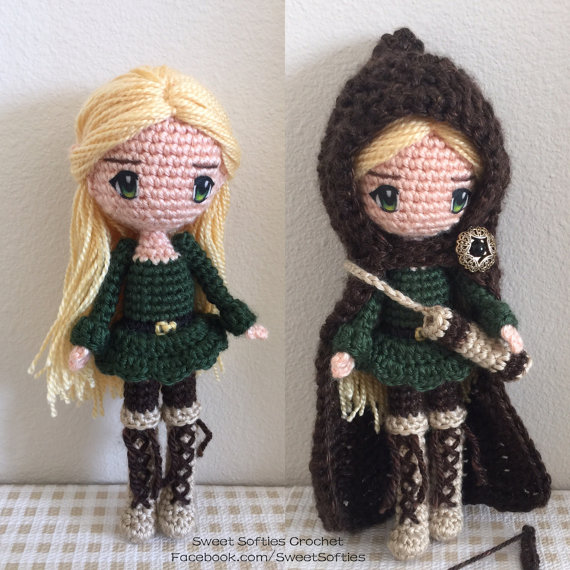 Fun n\' Free Halloween Crochet Patterns! - Sweet Softies | Amigurumi ...
