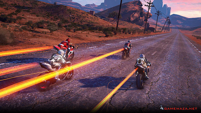 Moto Racer 4 Gameplay Screenshot 1