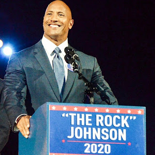 Dwayne Johnson for President