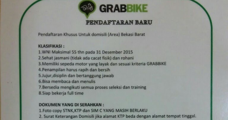 Alamat Kantor Grab Cibubur 2018 Info Kantor Grab Se Indonesia
