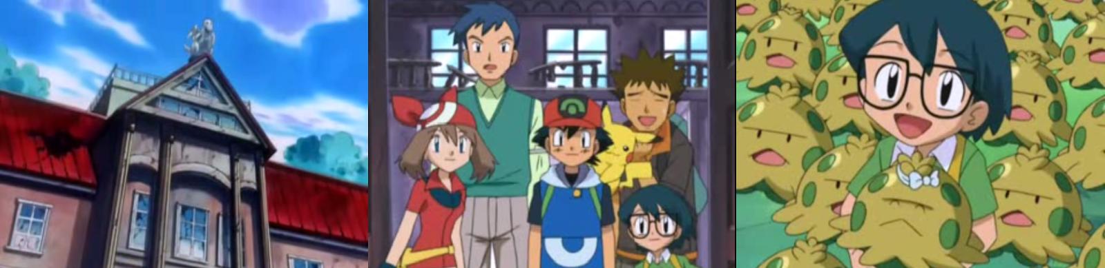 Pokemon Capitulo 9 Temporada 6 El Rescate De Shroomish