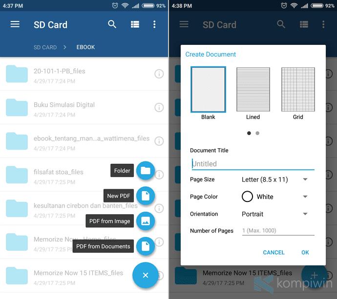 Aplikasi Pembaca Pdf For Android
