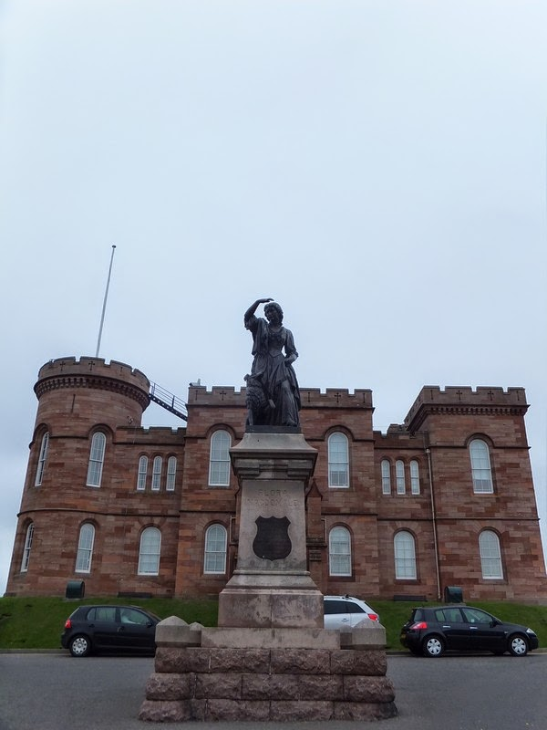 Inverness Highlands écosse scotland château castle