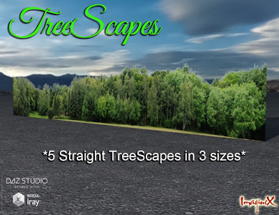 TreeScapes Backdrops