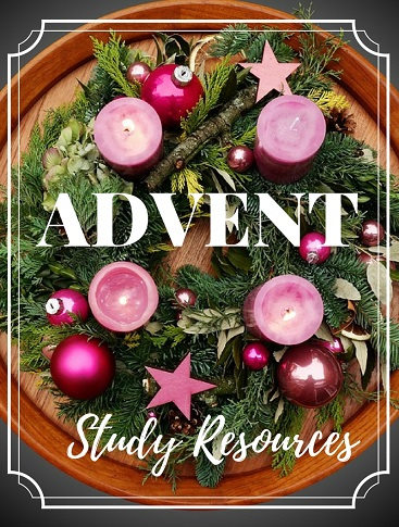 ADVENT STUDY RESOURCES BANNER
