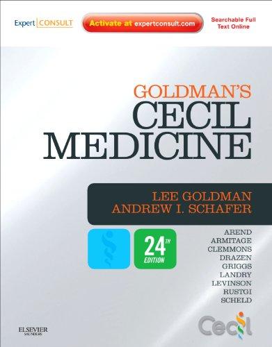 Goldman Cecil Nội khoa Toàn tập 24e