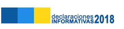 Declaraciones informativas 2018- software fiscal CAIFIS