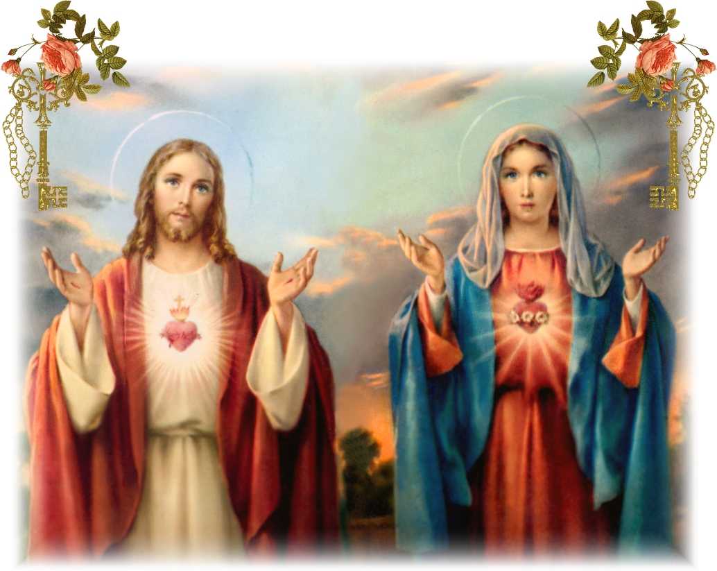 Blessed Mother Mary And Jesus Is Jesus Christ...