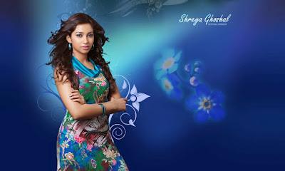 Wallpaper - Shreya Ghoshal (147607) size:1280x1024