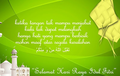 Kata Idul Fitri