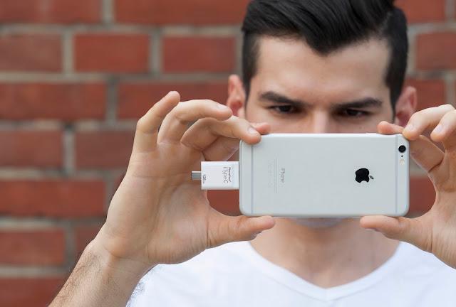 這次 PhotoFast 仍舊提供了 PhotoFast One App,提供多樣化的備份功能