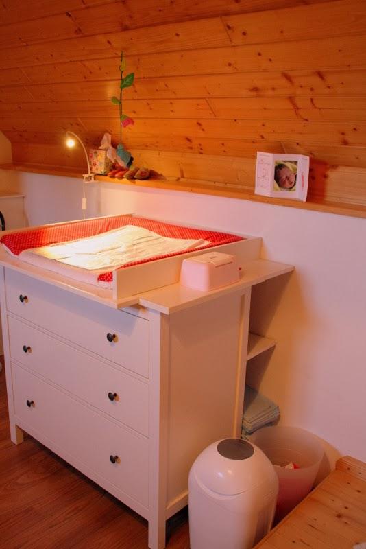 wickelkommode aus ikea kommode. Black Bedroom Furniture Sets. Home Design Ideas