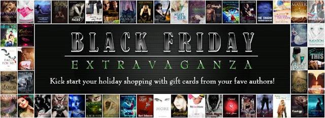 Black Friday Extravaganza Giveaway