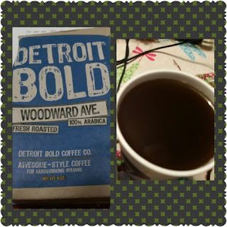 Woodward Avenue Blend Coffee from Detroit Bold Coffee