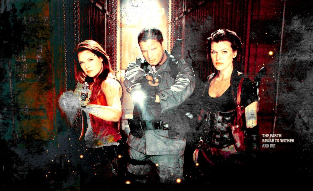 Resident Evil Afterlife Wallpaper  X