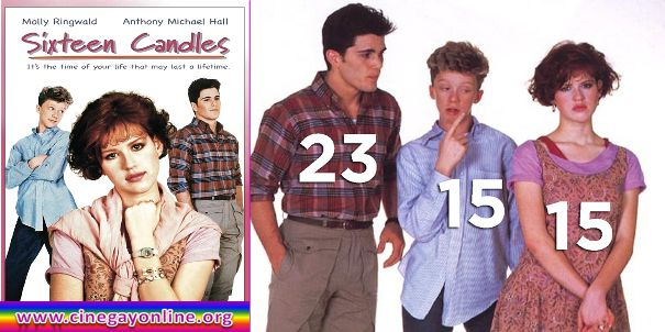 Sixteen Candles, película
