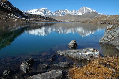 Khechiperi Lake in Namchi