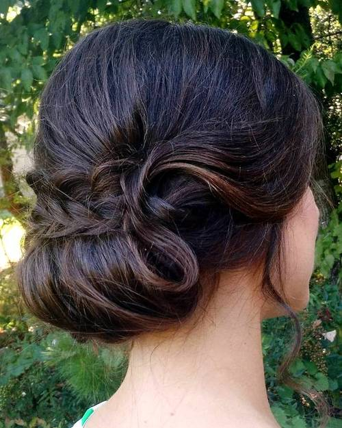 48 latest best prom hairstyles 2017 hairstylo a interesting braided up hairstyle that will definitely make you stand out from the rest pmusecretfo Gallery