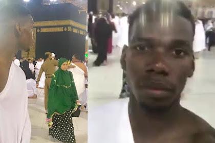 Jawaban Paul Pogba Saat Ditanya tentang Islam dan Terorisme