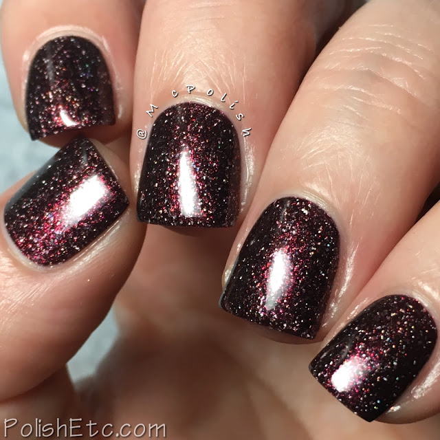 KBShimmer - Holo-Day Collection 2017 - McPolish - Pour Decisions