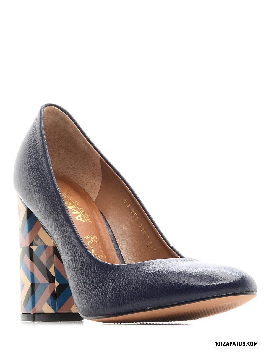 Zapatos Azules para Mujeres 2018  3fa7a431375