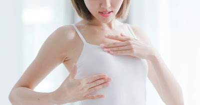 Not to be confused a healthy woman's Breast Shape and needs to be checked for Doctors