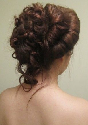 Latest Trends of Vintage Hair Updo, Must try Vintage hair updo,