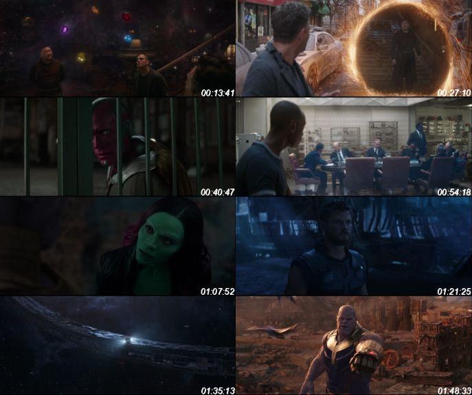 Avengers: Infinity War (2018) - ScreenShot