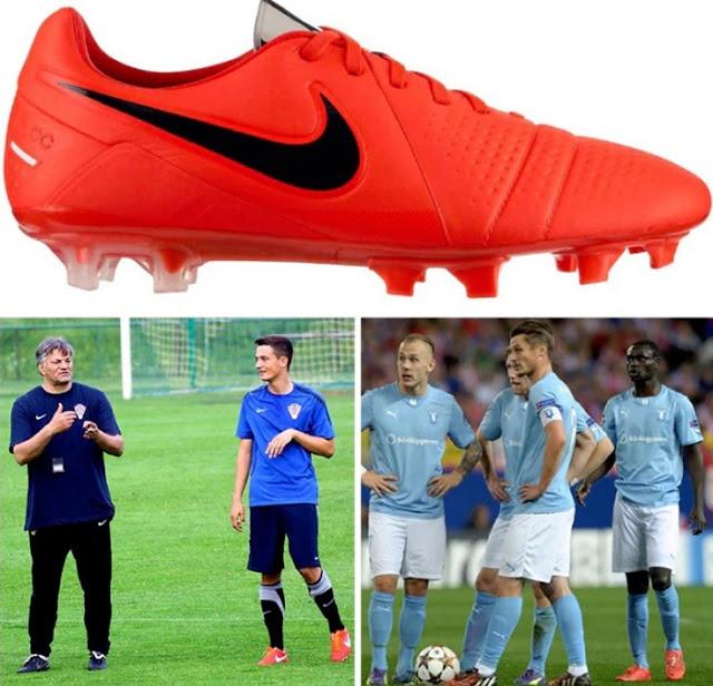 Δείτε ποια παπούτσια φοράνε οι ποδοσφαιριστές και πόσο ΚΟΣΤΙΖΟΥΝ... [photos] tromaktiko11880