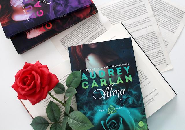 Alma - Trinity #03 - Audrey Carlan