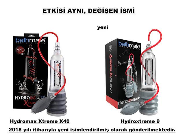 Bathmate Hydromax Xtreme X40