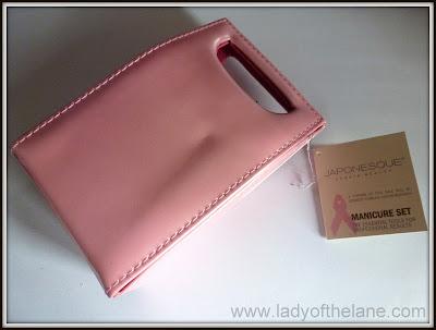 Japonesque Pink Manicure Kit