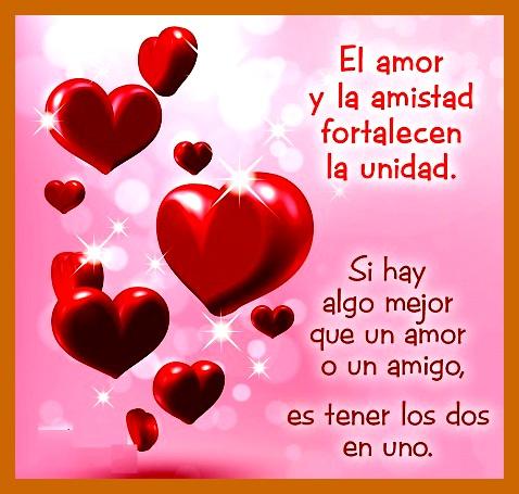 Corazones Rojos Con Frases De Amor Imagenes Bonitas De Amor Con Frases