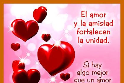 Imajenes De Corazones Con Frases De Amor