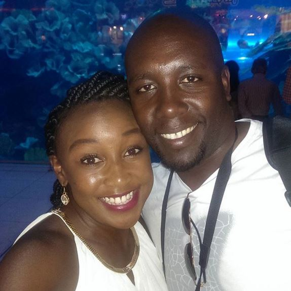 Media Couple- Dennis Okari & Betty Kyalo Have Separated & Are Set To Divorce Soon! (Details)