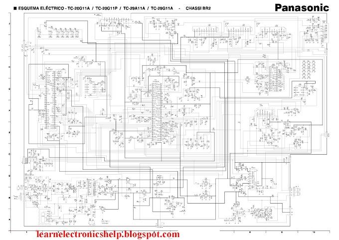 panasonic car audio wiring diagram digital rpm meter diagrams schema schematic data stereo circuit r1010