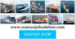 SEAMAN JOB INFO - Available best Maritime agency opening hiring vacancy work on a container ship and bulk carrier ship for Filipino seaman crew join onboard January 2019