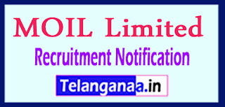 MOIL Limited Recruitment Notification 2017Last Date 29-05-2017