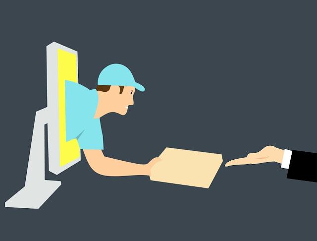 Panduan Bisnis Online Dropship Jual Beli Online