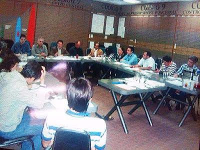 El Consejo Directivo del IPP- ULA, discutió el informe de la nueva propuesta de PCA, elaborado por la Dirección de Planificación ULA.