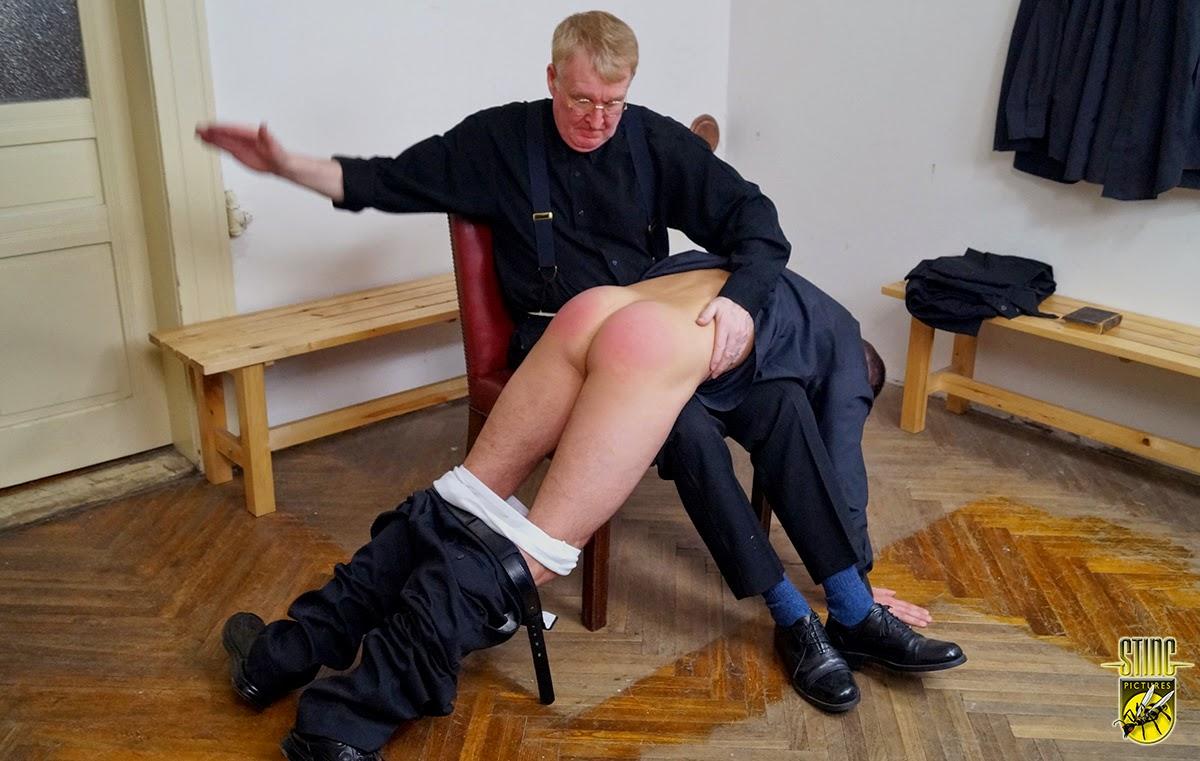 Gay porn priest spanks boys and school 9