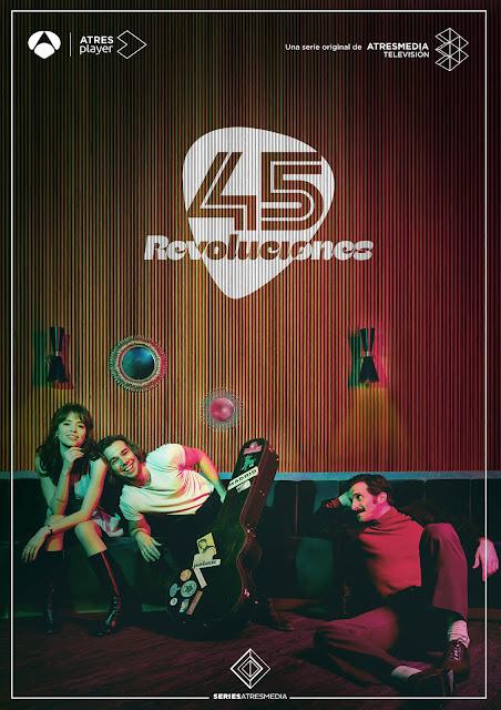 Póster, 45 Revoluciones, Serie, Antena 3